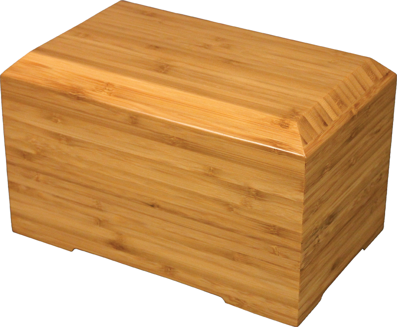 Bamboo Tribute Urn